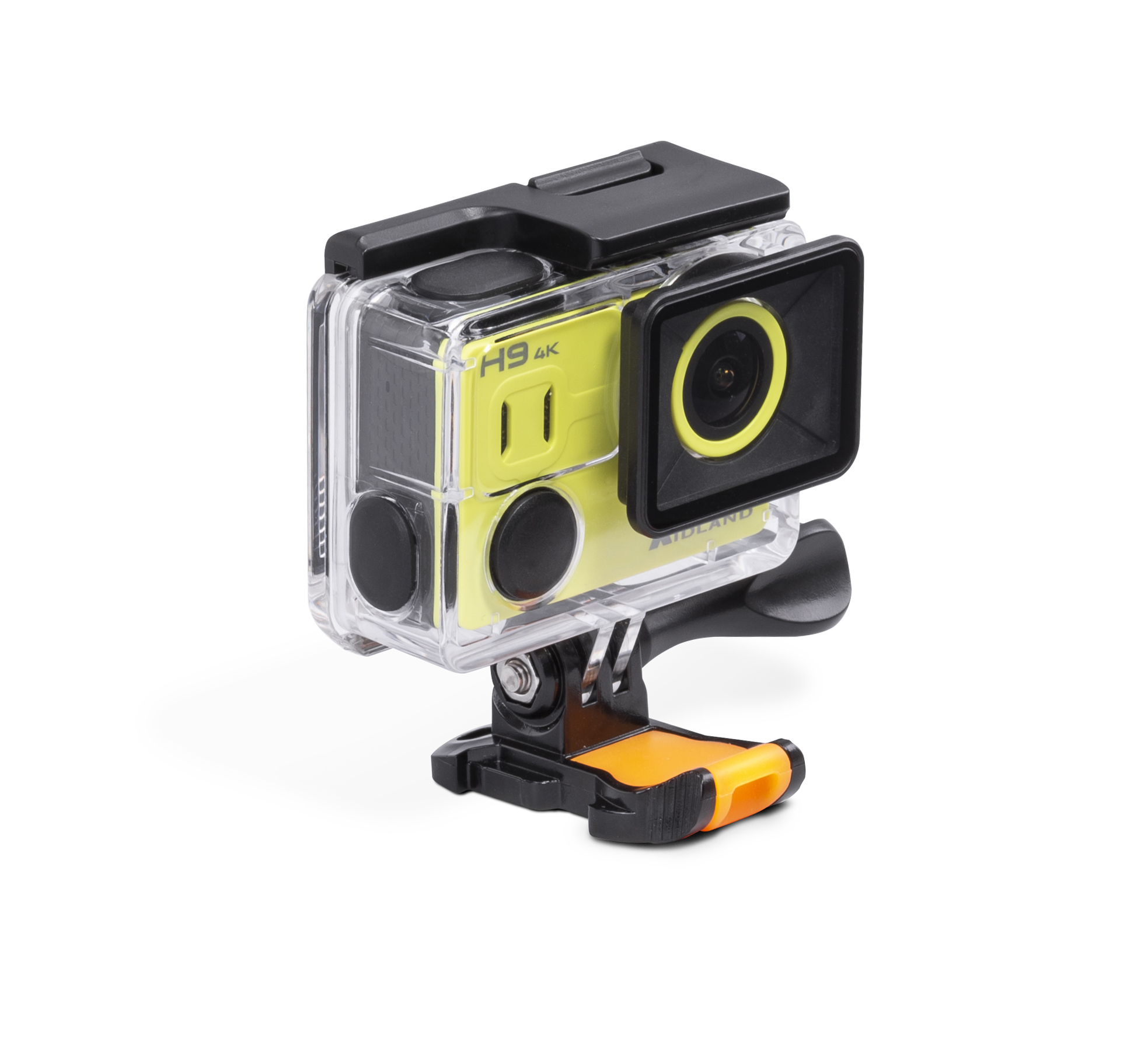 "H9 ACTION CAMERA 4K WITH 2"" SCREEN"